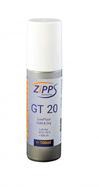 Flasche GT 20