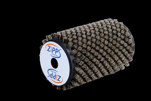 ZIPPS Rotorbürste Naturhaar