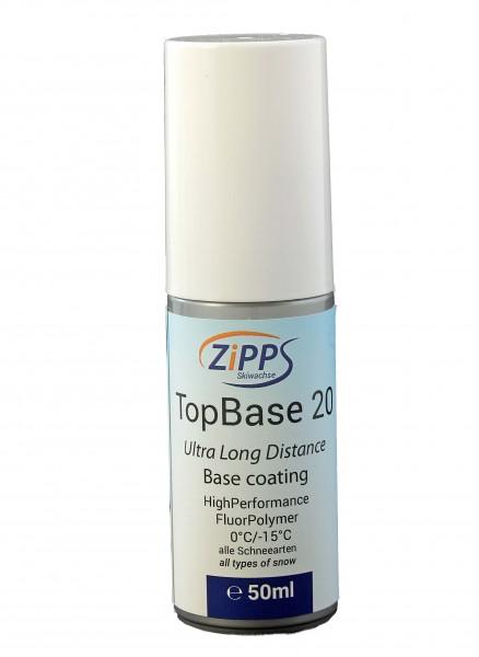 Flasche 50ml TopBase 20