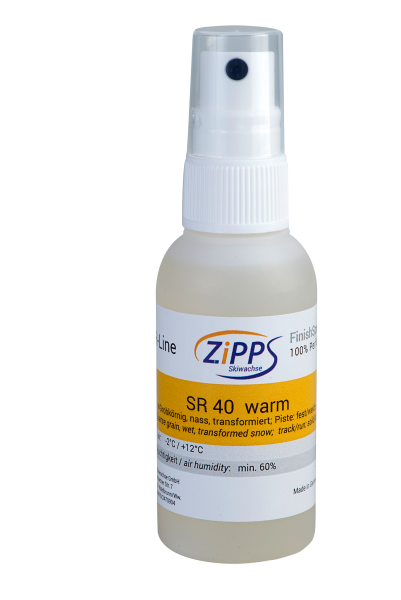 SR 40 Warm - 50ml