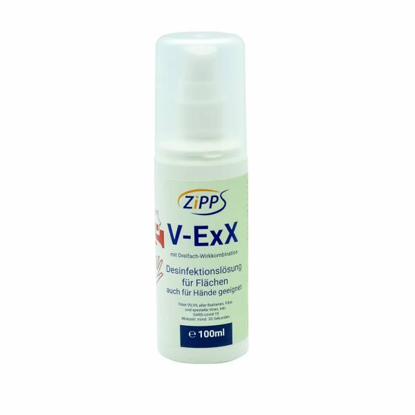 Flächendesinfektionsmittel V-ExX kaufen