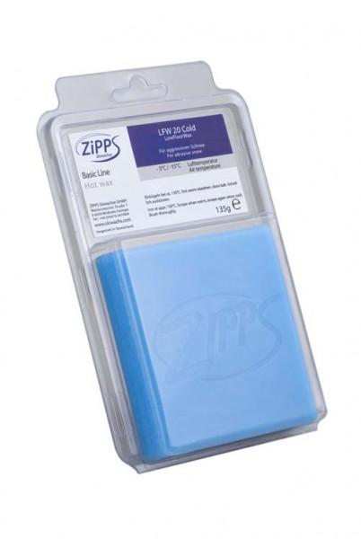 Block LFW 20 blau in einer Klappschachtel